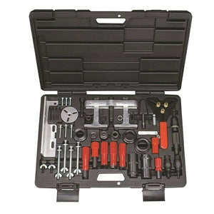 Air Conditioning Clutch, Seal And Bearing replacing Tool Kit very comprehensive - Specialist Tools Australia