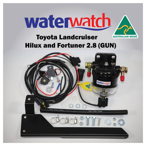 WATER WATCH for Toyota Hilux & Fortuner 2.8 (GUN) - Specialist Tools Australia