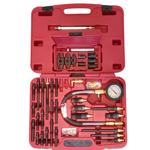 Comprehensive Diesel Compression Test Kit - Japanese and European Compression Test Adaptors - Specialist Tools Australia