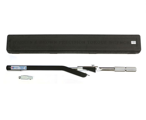 Warren & Brown Deflecting Beam Torque Wrench 3/4