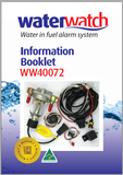 WATER WATCH for Diesel Toyota 200 Series with 3 Batteries - Pre filter protection against Diesel Fuel Contamination Damage - Specialist Tools Australia