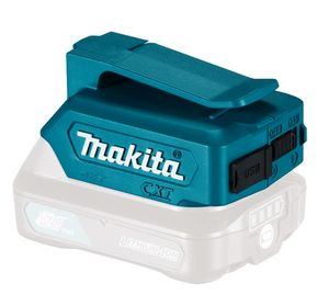 Makita 12V USB Charging Adaptor