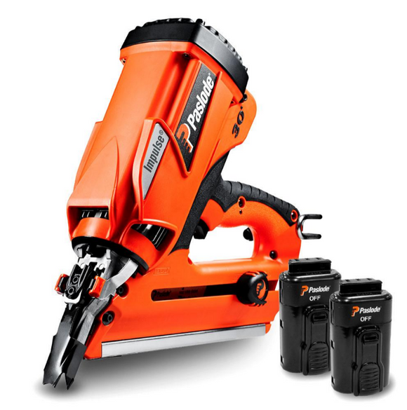 Paslode B20543P 7.4V Li-ion FrameMaster-Li PowerVent Impulse Nailer