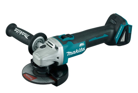 Makita 18v Brushless Angle Grinder 125mm Skin