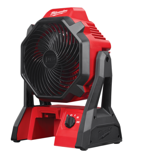 18V Li-ion Cordless Jobsite Fan