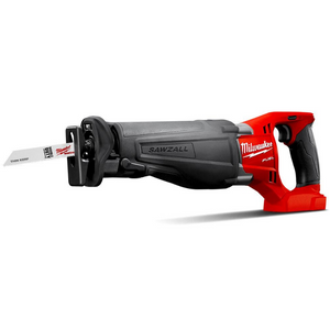 18V Li-Ion Cordless Fuel Sawzall Reciprocating Saw