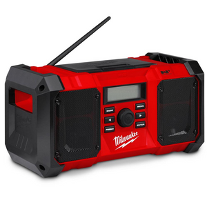 18V Li-ion Cordless Digital Jobsite Radio