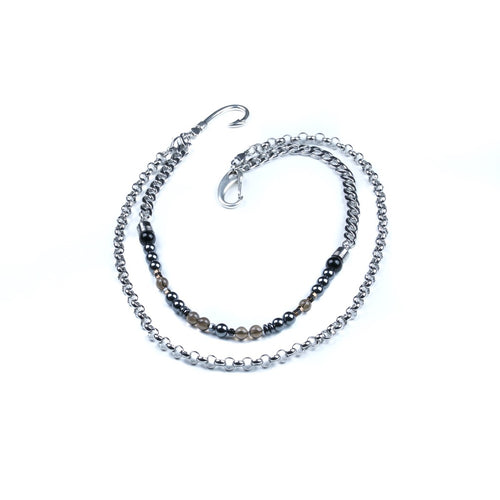 Fume Double Trouser Chain