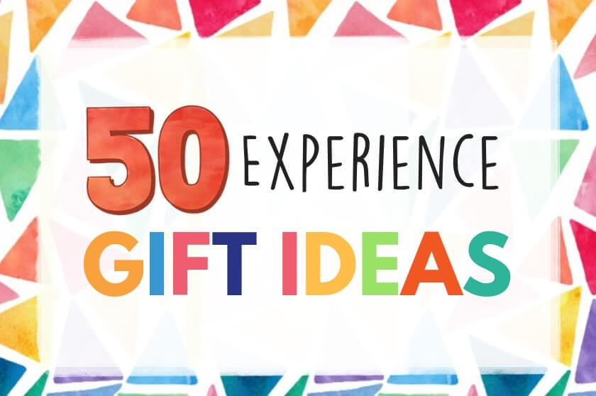 50 Experience Gift Ideas for Families & Children