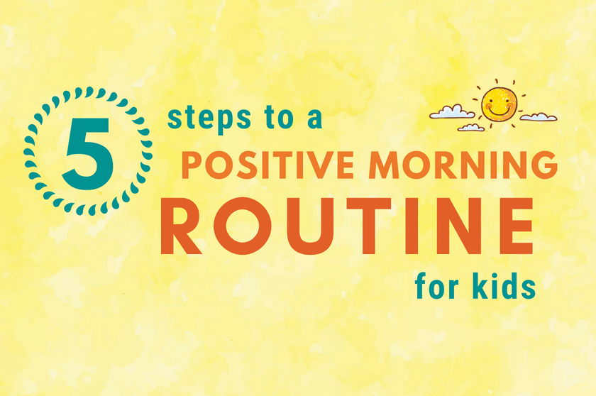 5 Steps to a Positive Morning Routine