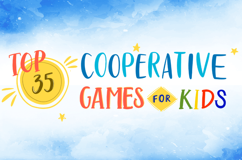 Top 35 Cooperative Games for Kids