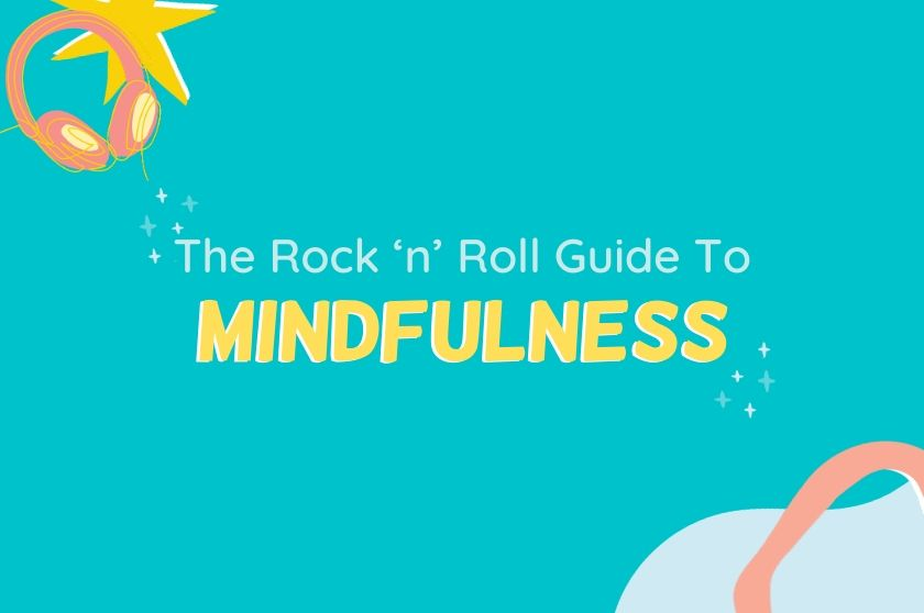 Big Life Kids Episode 21 - The Rock 'n' Roll Guide to Mindfulness!