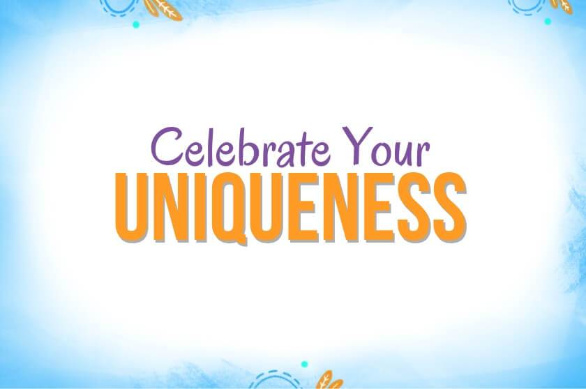 EP 9 - Celebrate Your Uniqueness