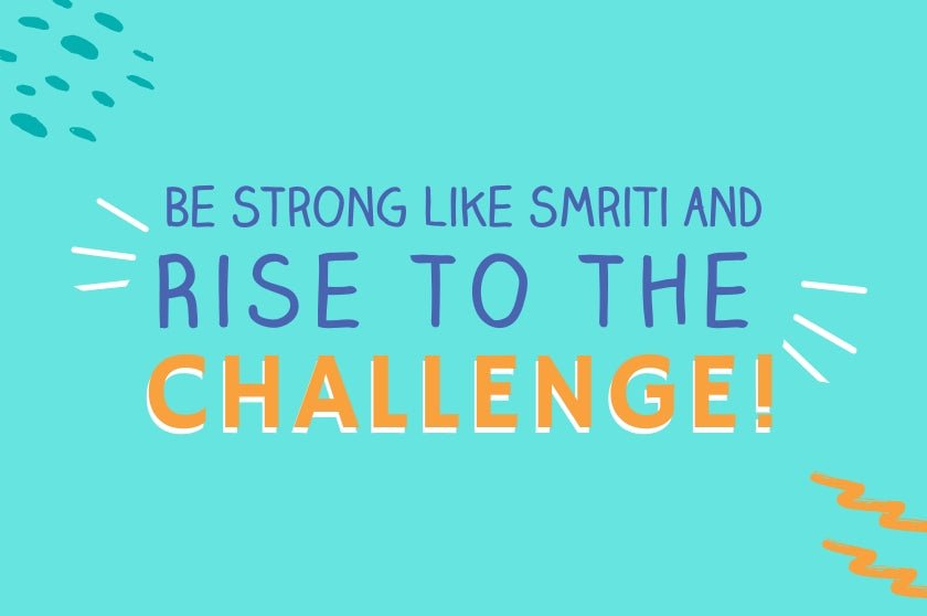 Big Life Kids Episode 11 - Be Strong like Smriti and Rise to the Challenge!