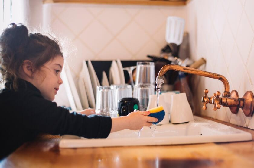 Effective tips to get kids do chores - Big Life Journal