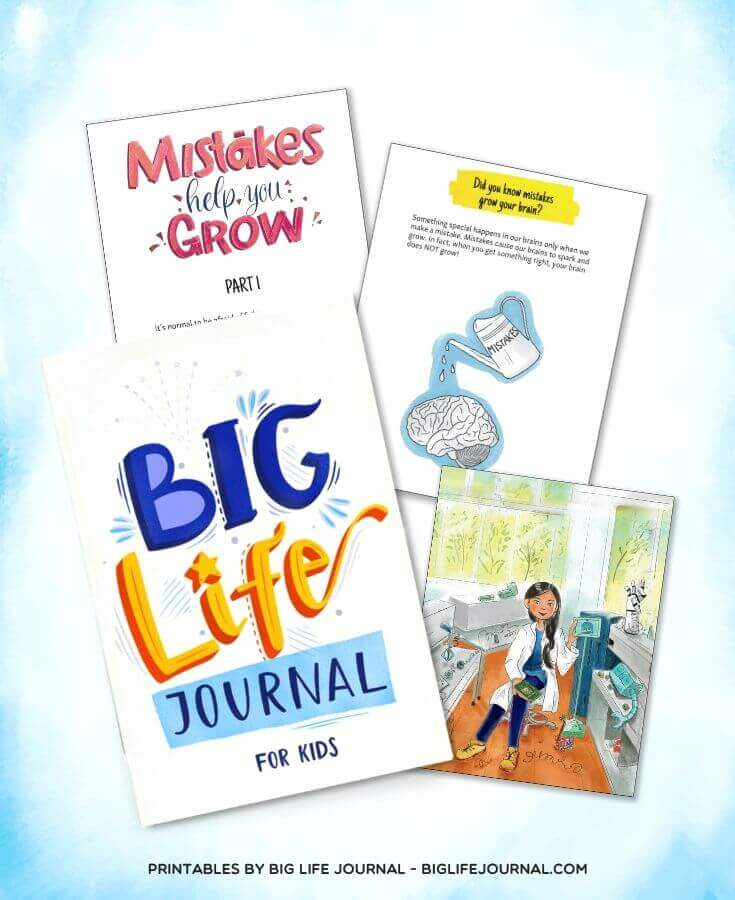 Big Life Journal Second Edition