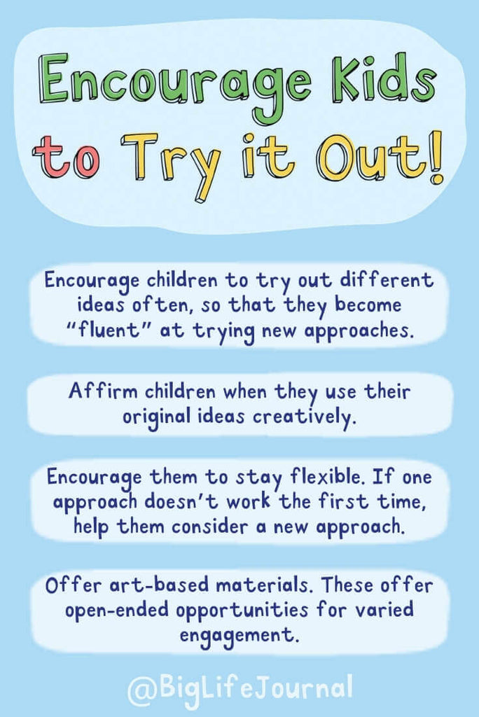 Encourage Kids to Try it Out