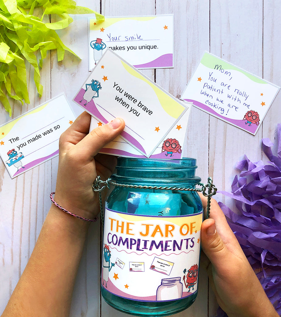 Jar of Compliments