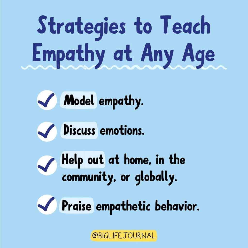 Strategies to Teach Empathy at Any Age