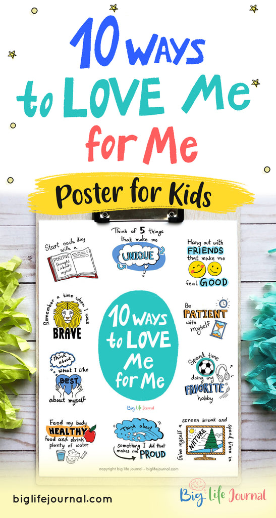 10 Ways to Love Me for Me Poster