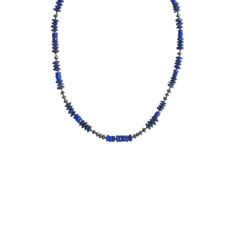 Blue Lapis Vintage Necklace