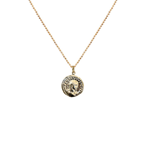 Reign Coin Necklace