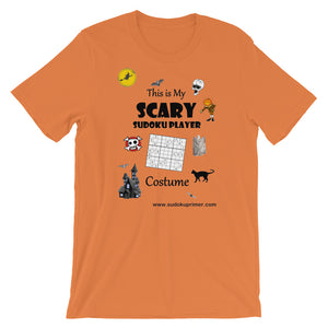 """Scary"" Halloween Unisex T-Shirt"