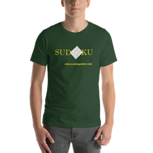 Load image into Gallery viewer, Sudoku with grid Unisex T-Shirt
