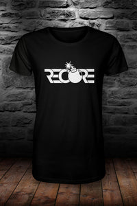 ReCore official t shirt black & white
