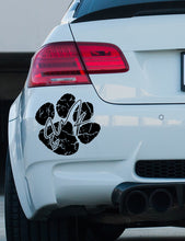 Load image into Gallery viewer, Ed Sheeran Autograph Paw Print bumper sticker