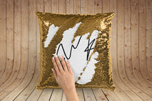Load image into Gallery viewer, Ed Sheeran Signature Print magic pillow case