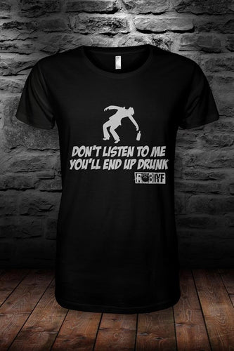 ROB IYF 'don't listen to me' t shirt