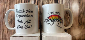 Thank you key worker 2020 MUG
