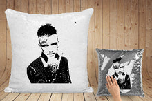 Load image into Gallery viewer, Lil Peep inspired pillow case