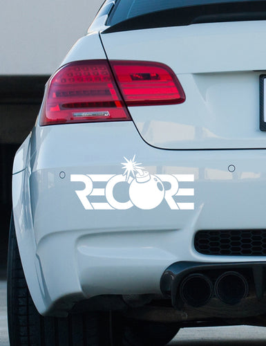 ReCore 'Official Logo ' bumper sticker