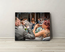 Load image into Gallery viewer, Single Photo Canvas Print