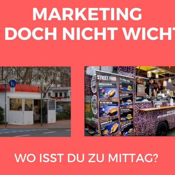 Marketing immer wichtiger!