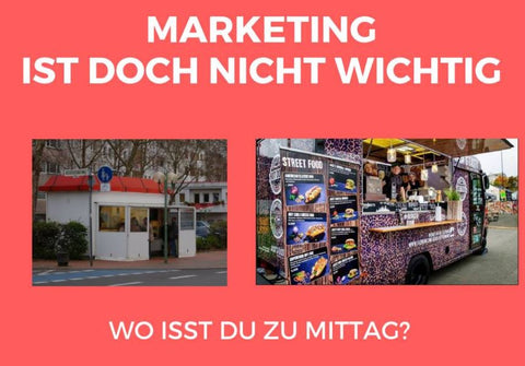 Marketing in der Gastronomie immer wichtiger