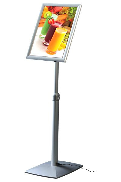 LED Menu Infostand