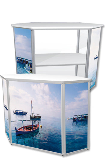 "Promotion-Theke ""Expo Exhibition Counter"""