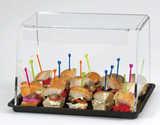 Snack Display Acryl