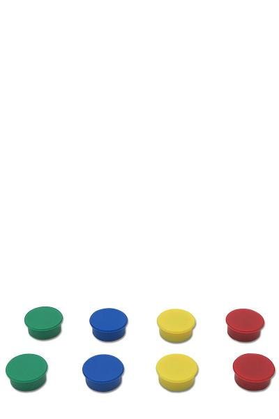 Whiteboard Magnet Set - 8 Stk