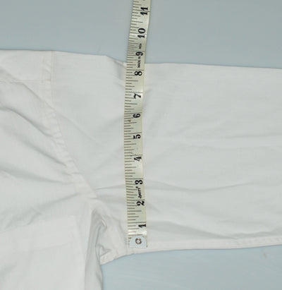 how to measure a well fitting shirt luxire custom clothing. Black Bedroom Furniture Sets. Home Design Ideas