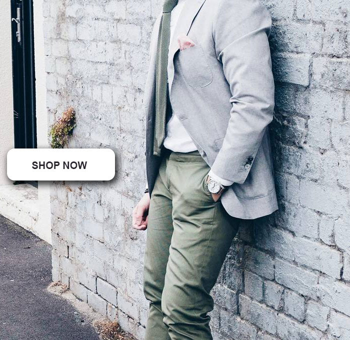 Chinos: Our non-jeans range