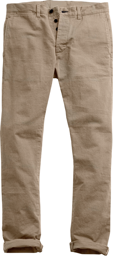 Beige Summer Light  Twill Chino
