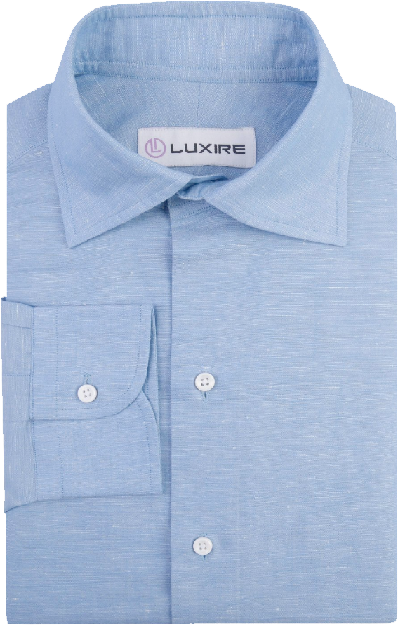 Carolina Blue Chambray Shirt