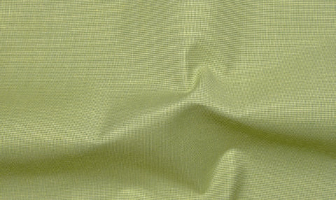 Cotton Poly: Lemon Green End On End