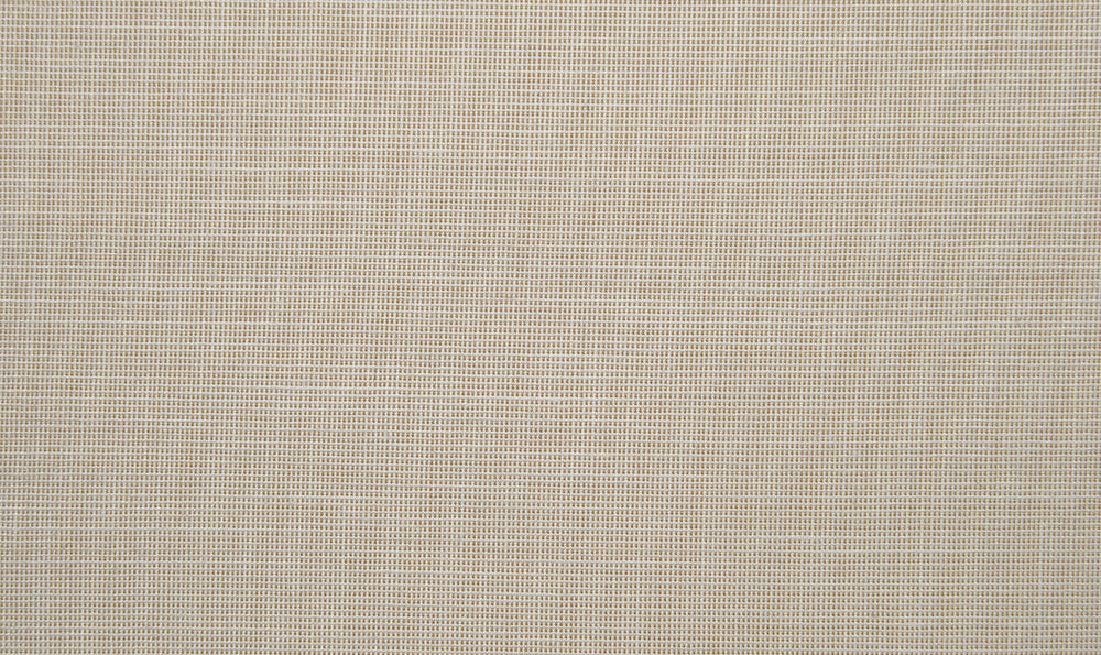 Cotton Poly: Light Beige End On End