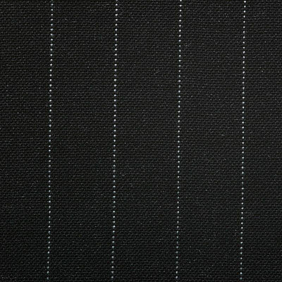 Dugdale Fine Worsted - Charcoal Pin Stripe