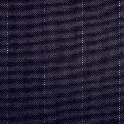 Dugdale Fine Worsted - Navy Pin Stripe